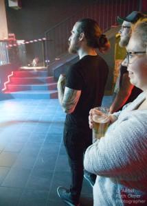 November 16, 2015 Rockpalast Bochum European Tour 2015 with Caligula's Horse + SHINING - Jim Grey