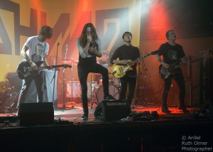 November 16, 2015 Rockpalast Bochum European Tour 2015 with Caligula's Horse + SHINING