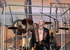 4th Polo-Rockfestival in Düsseldorf-Reisholz July 02, 2004 - July 03, 2004 / Headliner July 02, 2004: In Extremo
