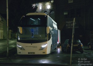 "Nightliner Caligula's Horse and SHINING - Calugula's Horse ""Bloom"" European Tour 2015 and SHININGS ""International Blackjazz Society"" European Tour 2015"