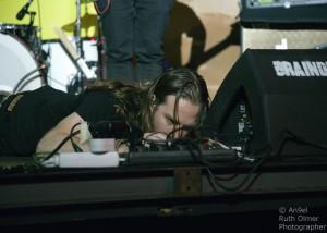 "Jim Grey - November 16, 2015 Rockpalast Bochum - Caligula's Horse ""Bloom"" European Tour 2015"