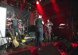 """Earthside - April 06, 2016 Turock Essen – Earthside, Voyager, Leprous """"The Congregation Tour Part 2"""""""