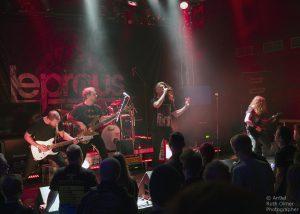 """Voyager - April 06, 2016 Turock Essen – Earthside, Voyager, Leprous """"The Congregation Tour Part 2"""""""