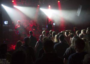"""Leprous - April 06, 2016 Turock Essen – Earthside, Voyager, Leprous """"The Congregation Tour Part 2"""""""